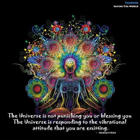 Vibrational Attitude